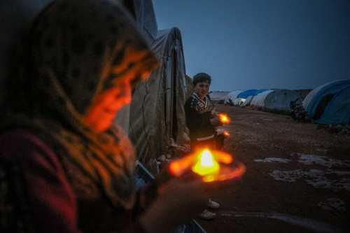 La ONU envía 39 camiones con suministros a Idlib