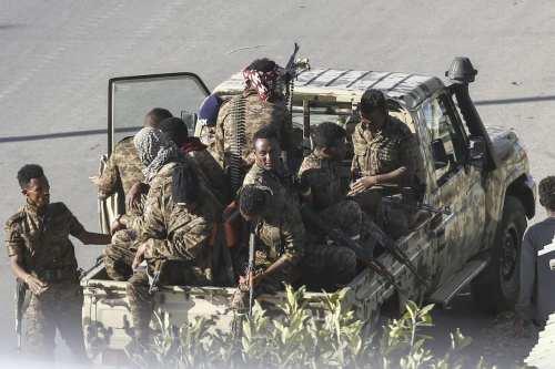 EE.UU. insta a las fuerzas de Eritrea a abandonar inmediatamente…