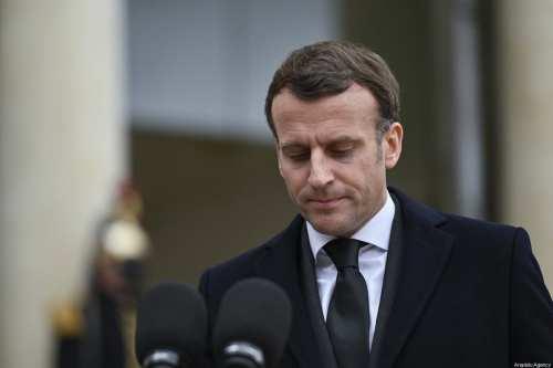 Diputados franceses instan a Macron a facilitar los datos sobre…