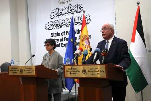 España insta a Israel a permitir el voto en Jerusalén…