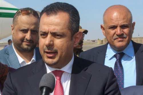 El primer ministro de Yemen visita Hadhramaut por primera vez…
