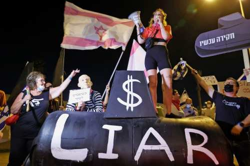Informe: La deuda de Israel se dispara a hasta los…