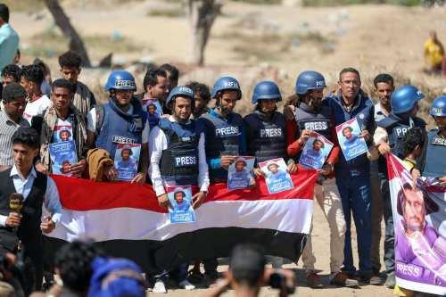 Yemen: 24 violaciones de la libertad de prensa debidamente documentadas
