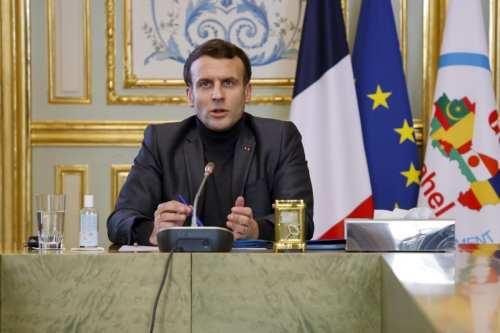 Los EAU respaldan las operaciones de Francia en la región…