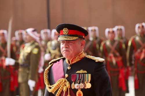 Rey de Jordania: Se acabó la división, el príncipe Hamzah…