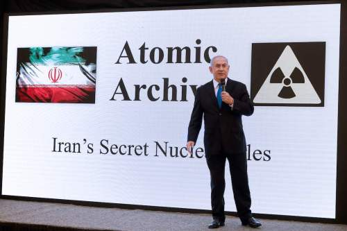 Netanyahu advierte sobre el desarrollo de un arma nuclear por…