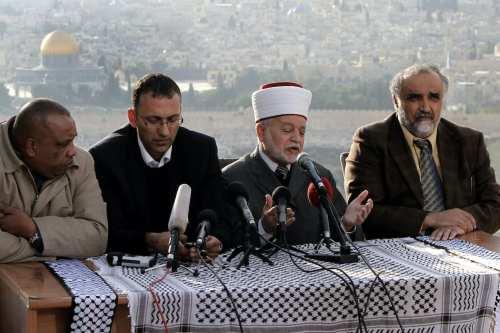 Imam de Al-Aqsa: Israel cortó la electricidad de los altavoces…