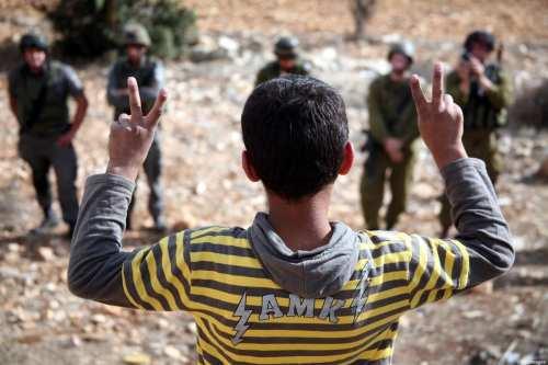 En el Día del Niño Palestino, 140 menores siguen detenidos…