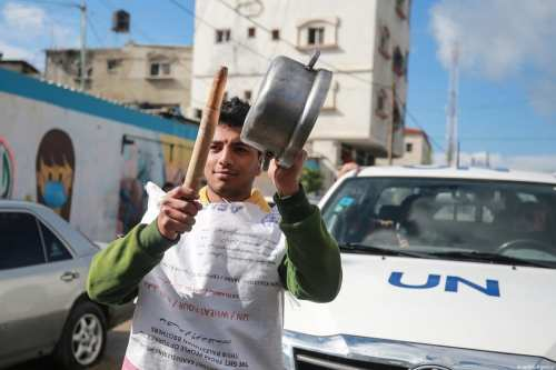 La financiación de EE.UU. para la UNRWA compra su silencio…