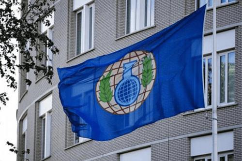 El organismo internacional para el control de armas químicas retira…