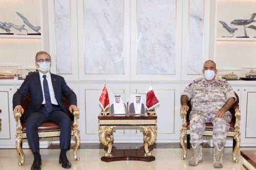 Qatar y Turquía negocian su cooperación militar conjunta