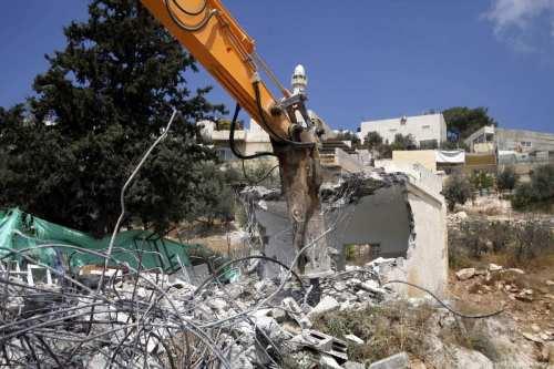 Israel quiere reducir la presencia palestina en la Cisjordania ocupada