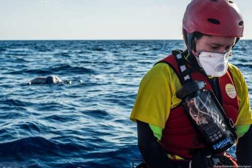 Al menos 600 inmigrantes han muerto en el Mediterráneo este…