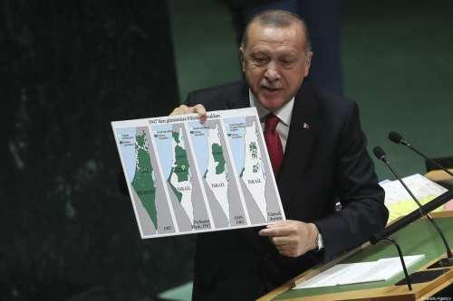 Turquía y Palestina deberían llegar a un acuerdo marítimo similar…