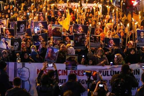 La reconciliación entre Turquía y Egipto no será a costa…