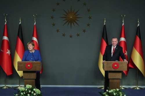 Alemania y Turquía coinciden en que las tropas extranjeras deben…
