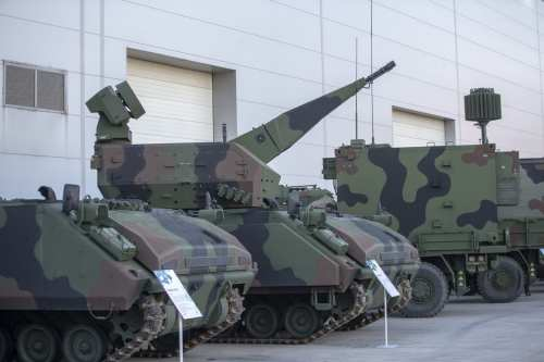 Los EAU son el tercer comprador de armamento turco