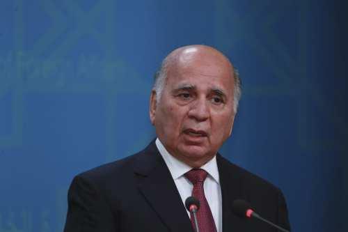 Irak pide apoyo al Consejo de Seguridad de la ONU…