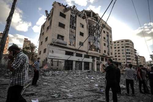 Israel ataca a una ONG qatarí en Gaza
