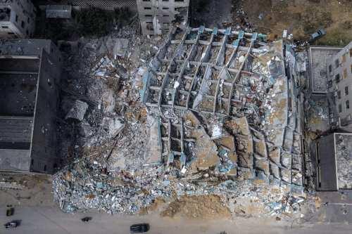 Ex general: Israel destruyó Gaza pero no logró detener los…
