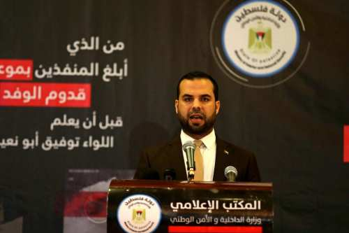 Hamás desmiente las informaciones sobre la salida de sus dirigentes…