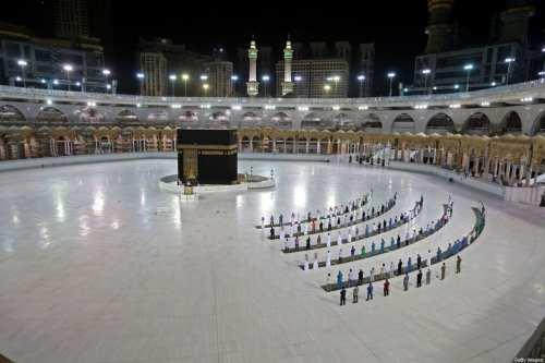 Arabia Saudí podría prohibir a los peregrinos extranjeros ir al…
