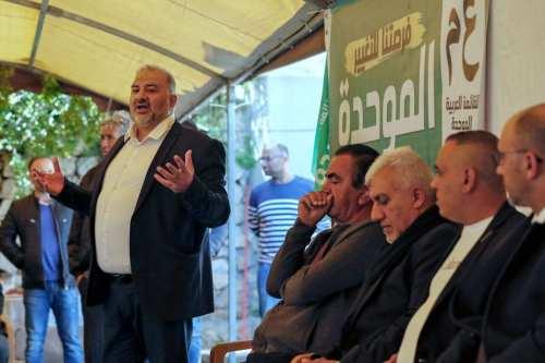 La coalición israelí sufre un duro golpe al retirarse el…