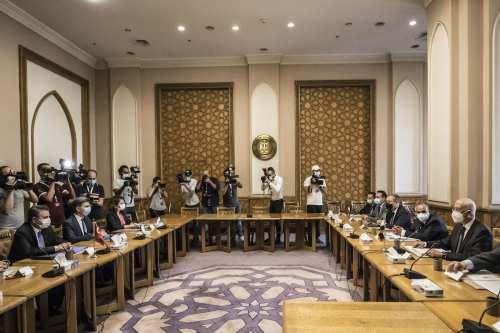 Llega a El Cairo la primera delegación turca desde hace…