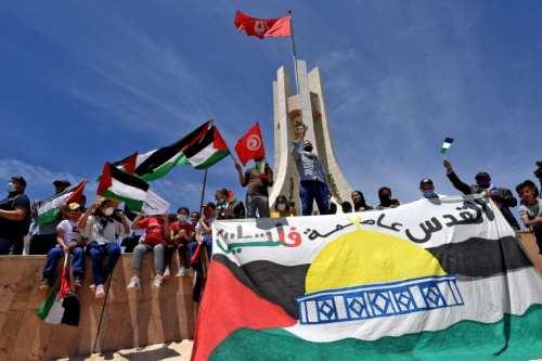 Túnez impulsa la Semana Palestina en sus escuelas