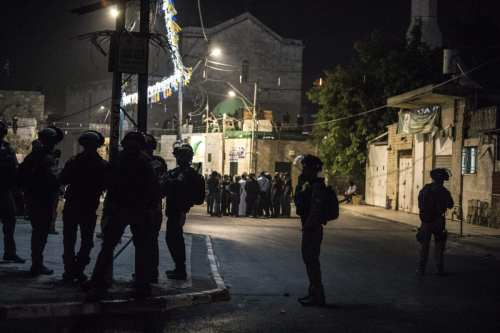 Israel extiende el estado de emergencia en Lod durante 48…
