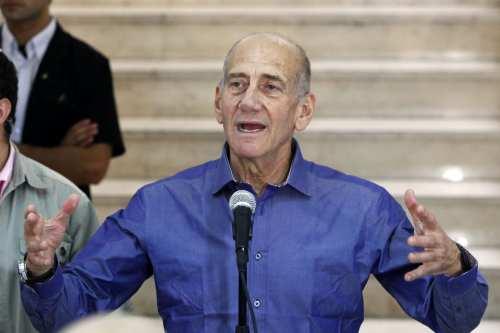 El ex primer ministro israelí Olmert advierte del peligro de…