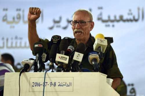 El líder independentista del Sáhara Occidental dice que los combates…