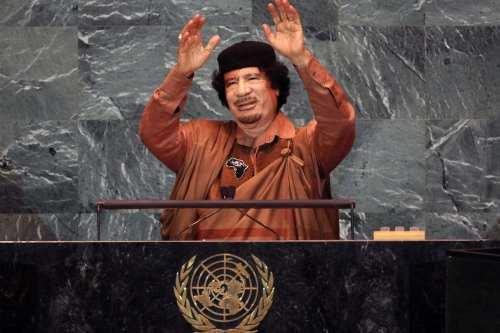 Los ex partidarios de Gadafi en Libia esperan que el…