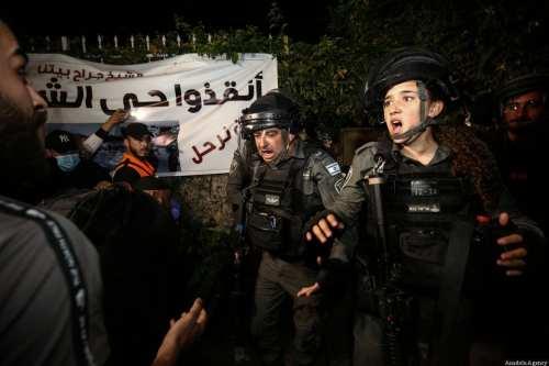Israel cede a la presión y retrasa los desalojos en…