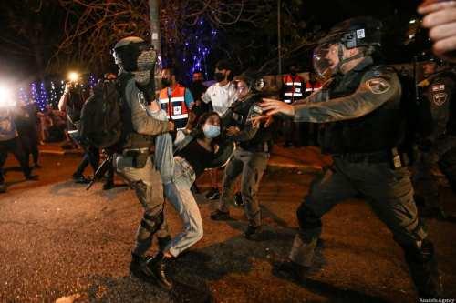 El discurso del sionismo sobre Palestina se desmorona: Israel es…