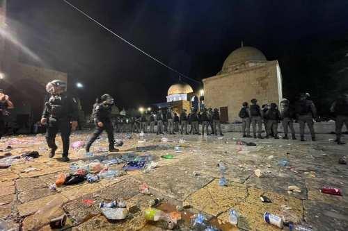 Autoridad Palestina: Israel está presionando para que haya un conflicto…