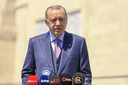 """Erdogan condena los """"brutales ataques"""" de Israel a la mezquita…"""