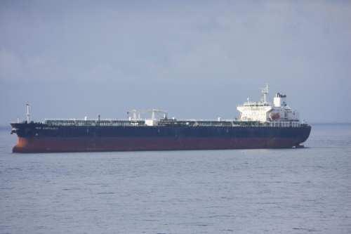 Oficial: El petróleo iraní incautado llegó a EE.UU. en marzo