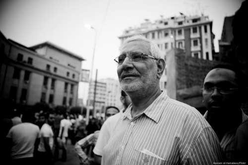 Egipto: El ex candidato presidencial vuelve a ser detenido