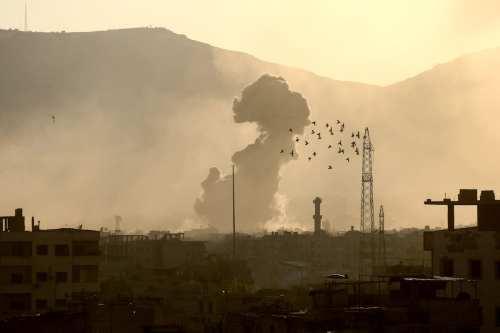 5 militantes pro-iraníes mueren en ataques aéreos estadounidenses en la…