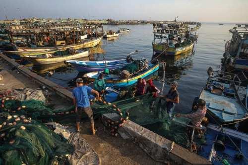 Israel ampliará la zona de pesca de Gaza y permitirá…