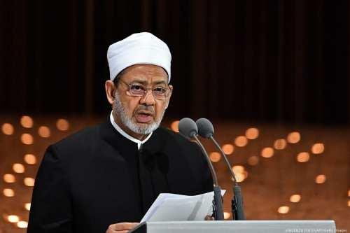 Al-Azhar insta a una respuesta global para resolver la crisis…
