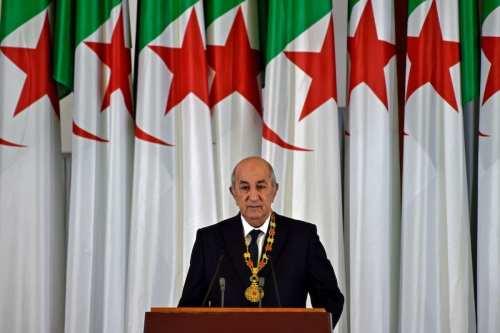 """El presidente de Argelia califica de """"excelentes"""" sus relaciones con…"""