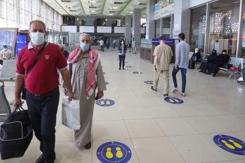 Los EAU reanudan sus vuelos a Siria