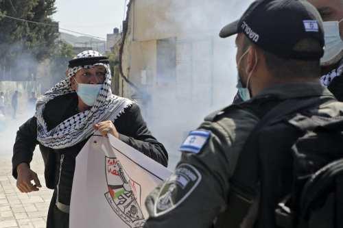 Israel cierra un yacimiento arqueológico palestino en Nablus