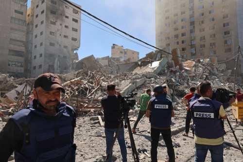 Hamás niega la afirmación de Israel de que tenía oficinas…