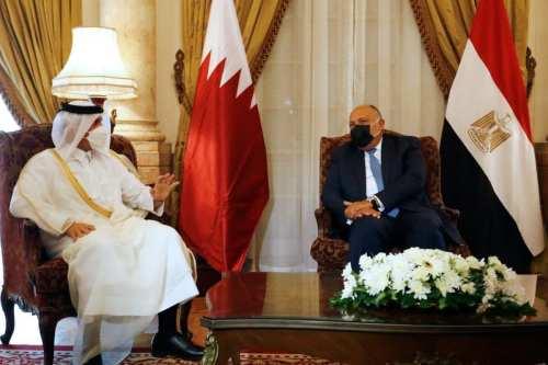 Egipto y Qatar se reúnen antes de las conversaciones sobre…