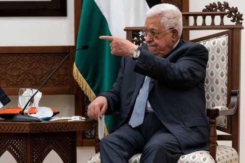 A pesar de no tener un plan B, Abbas sigue…