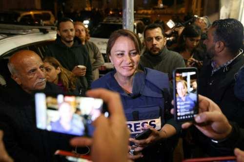 Israel libera a la periodista de Al Jazeera detenida