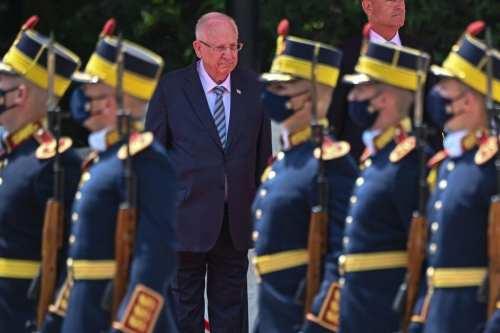 Biden recibirá al presidente israelí Rivlin el 28 de junio